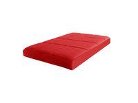 Kudde 420x600x60 mm  NX-5 röd