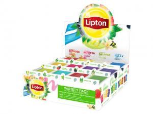 Lipton Te Sortimentskartong påsar (fp om 180 påsar)