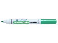 Whiteboardpenna CENTROPEN rund grön