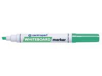 Whiteboardpenna CENTROPEN skuren grön