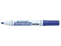 Whiteboardpenna CENTROPEN skuren blå