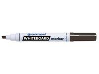 Whiteboardpenna CENTROPEN skuren svart
