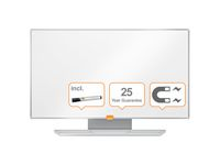 """Whiteboard NOBO Widescreen 32"""" Emalj"""