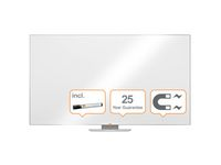 """Whiteboard NOBO Widescreen 85"""" Emalj"""
