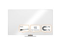 """Whiteboard NOBO Widescreen 85"""" NanoClean"""