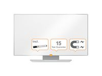 """Whiteboard NOBO Widescreen 40"""" NanoClean"""