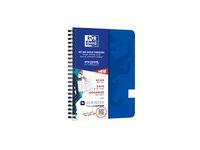 Anteckningsbok OXFORD A5 linjerad blå