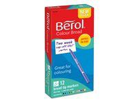 Fiberpenna BEROL Colourbroad 12/FP