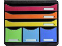 Blankettbox STORE-BOX MAXI 6 lådor