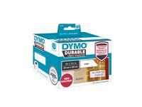 Etikett DYMO Durable 25mm x 89mm 700/FP