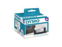 Etikett DYMO limfri 51x89mm 300/FP
