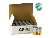 Batteri GP Ultra Plus Alkaline C 2/FP