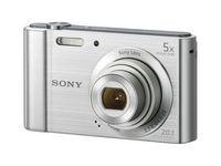 Digitalkamera SONY DSCW800S Silver