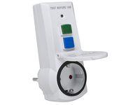 Jordfelsbrytare 16A 230V 30MA IP44
