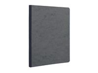 Anteckningsbok Clairefontaine B5 grå