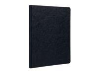 Anteckningsbok Clairefontaine B5 svart
