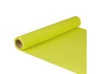 Bordslöpare 0,4x5 m limegrön