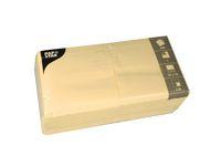 Servett 1-lags 33x33cm creme 500/FP
