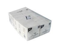 Servett 1-lags 24x24cm vit 100/FP