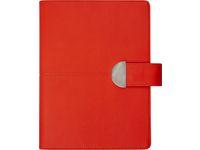 Business konstläder Röd - 5740