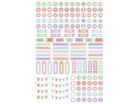 Kalenderstickers Mia 2-pack - 3900