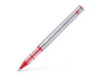 Bläckkulpenna FABER CASTELL 0,5 röd