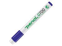 Märkpenna PENOL 0-700 perm 1,5mm blå