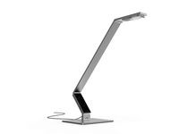 Lampa LUCTRA® linear table silver