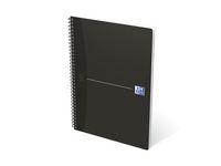 Anteckningsbok OXFORD Smart Black A4 L