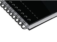 Anteckningsbok OXFORD Smart Black A4 R