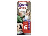 Blöja LIBERO Up&Go S6 13-20kg 36/FP