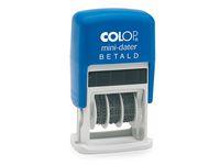 "Datumstämpel COLOP Printer 160 ""Betald"""