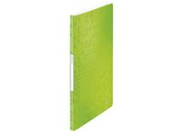 Demobok Leitz WOW PP 20 fickor grön