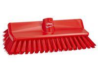 Borste VIKAN High-Low röd 265mm