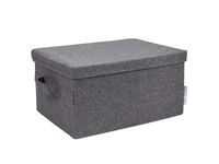 Förvaringsbox BIGSO S grå