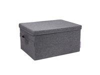 Förvaringsbox BIGSO M grå
