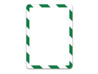 Magnetram TARIFOLD A4 grön/vit 2/FP