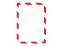 Magnetram TARIFOLD A4 röd/vit 2/FP