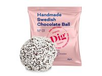 Chokladboll GET RAW DIG Organic