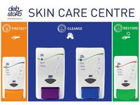 Dispenser Deb SkinCare Centre Medium