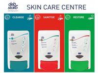 Dispenser Deb SkinCare Centre Hygiene