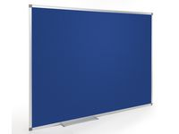 Anslagstavla 60x90cm blå