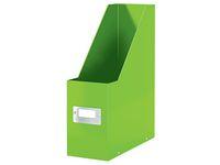 Tidskriftssamlare ClicknStore WOW grön