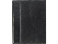 Chefskalender skinn svart - 1181