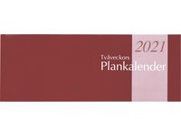 Tvåveckors Plankalender - 1360
