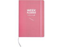 Week planner odaterad - 1051