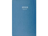 Tidjournal 2022 kartong blå - 1000