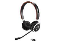 Headset JABRA Evolve 65 UC Duo USB