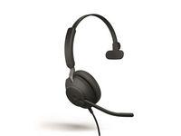Headset JABRA Evolve2 40 USB-C MS Mono