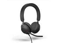 Headset JABRA Evolve2 40 USB-C MS Stere